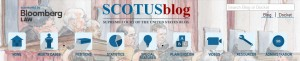 Header of SCOTUSBlog on July 1st, courtesy of the internet archive